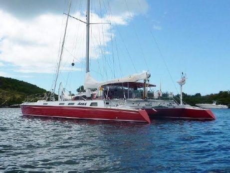 1992 Spronk catamaran