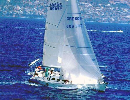 1992 Beneteau First 41S5