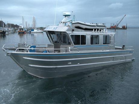 2006 Armstrong Marine 34' Catamaran Lander