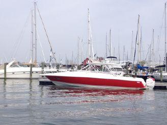 2007 Intrepid 390 Sport Yacht 2015Verado300s