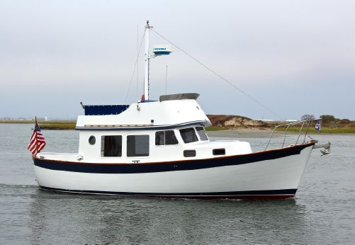1976 Willard 30 Trawler