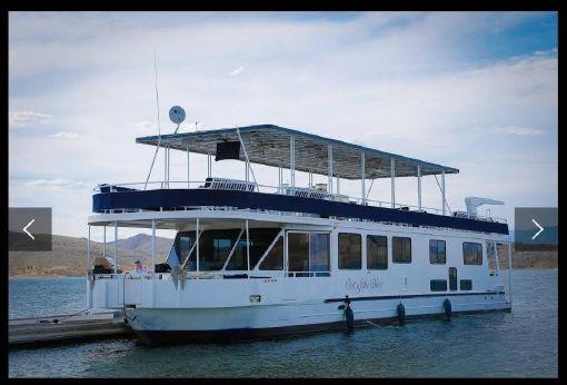 1994 Skipperliner 73 houseboat