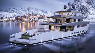 thumbnail photo 0: 2020 Rosetti Superyachts 50m Ceccarelli Supply Vessel