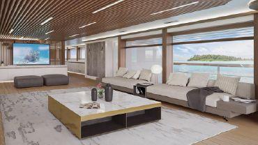 thumbnail photo 1: 2020 Rosetti Superyachts 50m Ceccarelli Supply Vessel