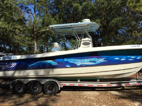 2008 Twin Vee 29 Center Console