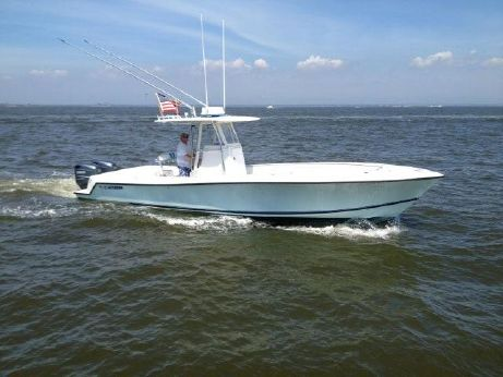 2004 Contender 31 Center Console