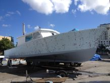 1970 Thompson Commercial Hull Only