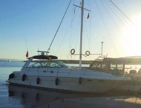 2001 Searay 410 Express Cruiser