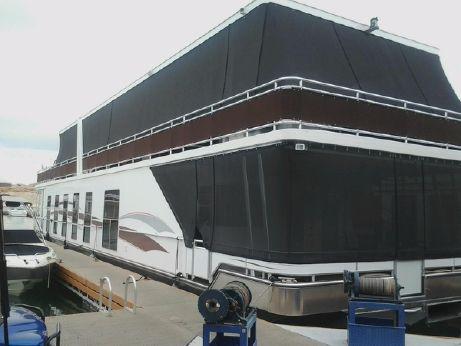 2008 Starlite X-80 Houseboat