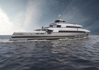 thumbnail photo 0: 2020 Rosetti Superyachts 48m Spadolini Supply Vessel