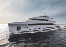 2020 Rosetti Superyachts 48m Spadolini Supply Vessel