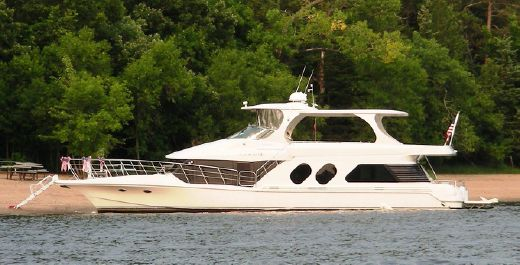 2000 Bluewater Yachts 5800