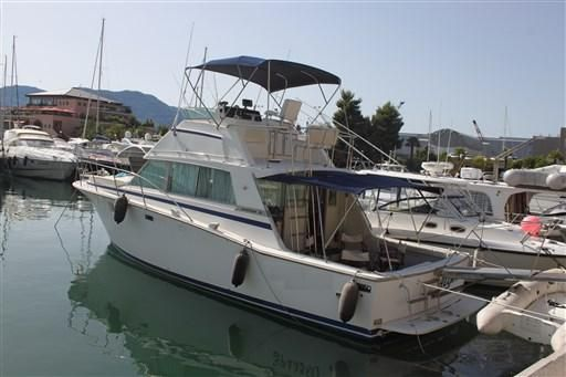 1981 Bertram Yacht 38' Convertible