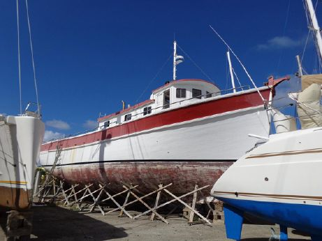 1979 Trawler BIG