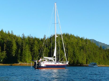 1995 Queenship 46 Sloop / Cutter