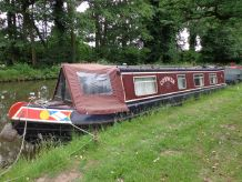 1982 Narrow Boat Colesmorton Marine with Traditional Stern