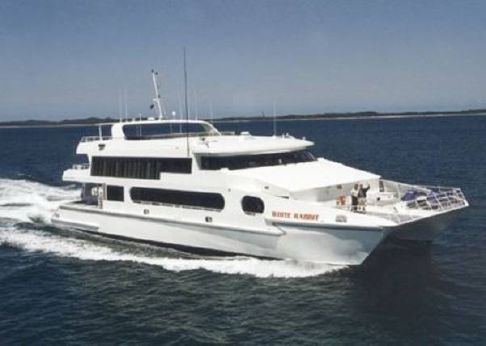 2000 Tri Deck Motor Yacht Power Cat