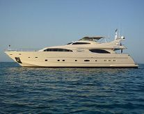 2003 Ferretti Yachts Custom Line 94