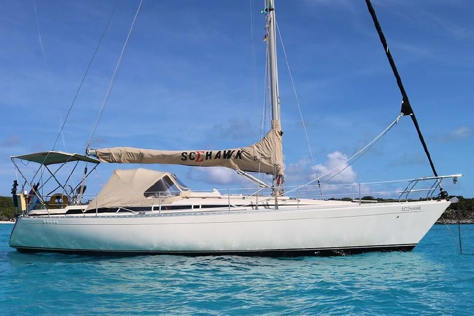 1983 Sigma 41 Sail New and Used Boats for Sale - www