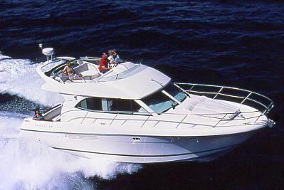 2002 Jeanneau Prestige 36 Flybridge