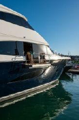 thumbnail photo 2: 2019 Viking 93 Motor Yacht