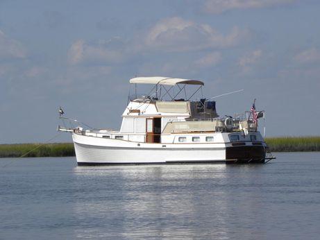 1989 Grand Banks 42 Motor Yacht