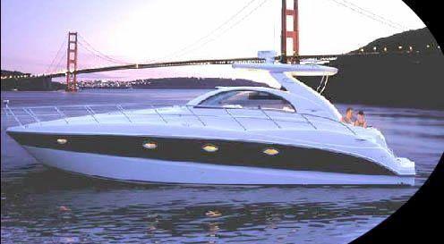 2004 Maxum 4200 SCR