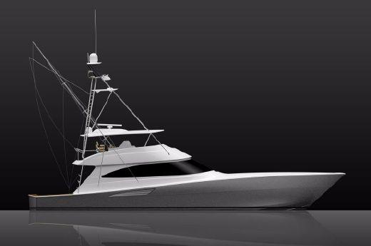 2018 Viking 72 Convertible
