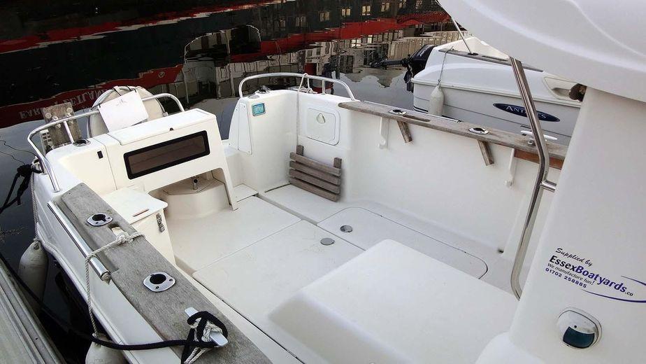 2008 Arvor 215 AS Power Boat For Sale - www yachtworld com