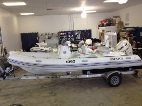 2015 Brig Inflatables Eagle 580