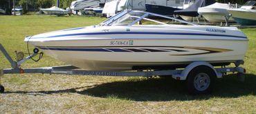 2008 Glastron MX 175