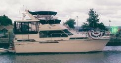 1987 President 37 Motor Yacht