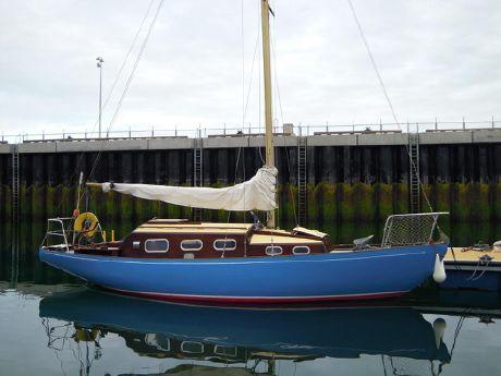 1973 F B R Brown Bermudan sloop