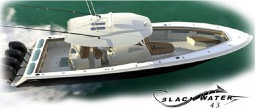 2016 Blackwater Boats 43 Sport