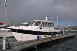 2003 Osprey Pilothouse 30 Long Cabin