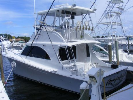 1991 Jersey Sportfish Flybridge Convertible