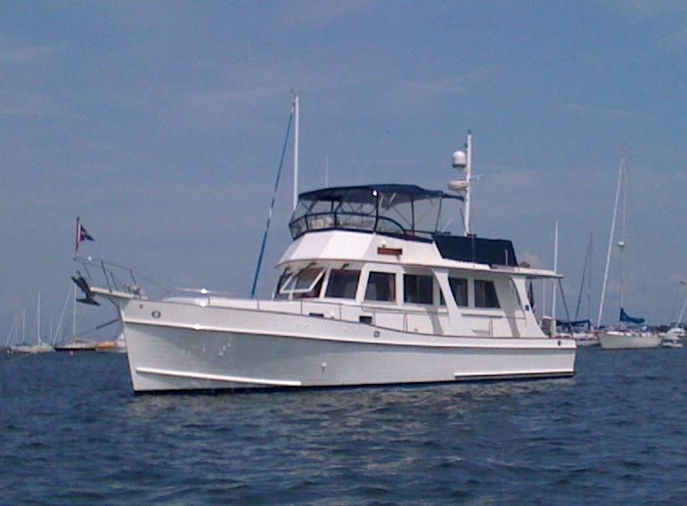 Grand Banks Heritage Europa 46-Stabilized, NOANK, CT