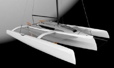 2020 Corsair 880 Sport hull #3