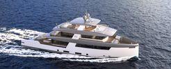 2020 Rosetti Superyachts 35m Ceccarelli Supply Vessel