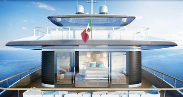 thumbnail photo 1: 2020 Rosetti Superyachts 35m Ceccarelli Supply Vessel