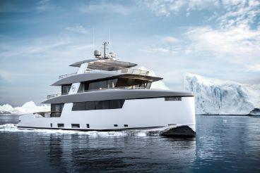 thumbnail photo 2: 2020 Rosetti Superyachts 35m Ceccarelli Supply Vessel