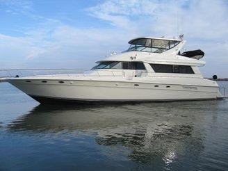 1995 Sea Ray 650 Cockpit Motor Yacht