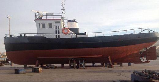 1992 Tug Boat 17.60m.