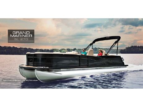2016 Harris Flotebote Grand Mariner SL 270