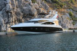 2007 Sunseeker Manhattan 70