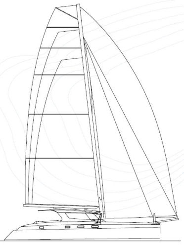 2012 Alibi 54 Sail Boat For Sale