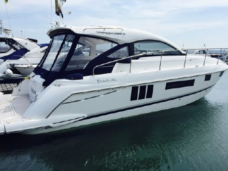 2013 Fairline Targa 38 Open