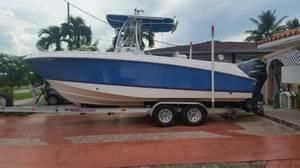 2004 Wellcraft 24 Open Fisherman