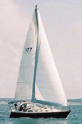 1990 Sabre 38 MKII CB