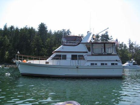 1985 La Belle Marine Trader 43' Sundeck Trawler